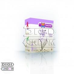 کاندوم ایکس دریم 3 تایی بسیار نازک XDREAM Ultra Thin