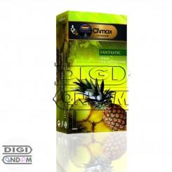 کاندوم کلایمکس 12 تایی آناناسی فانتستیک CLIMAX Fantastic