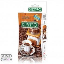 کاندوم دیزارو 12 تایی خاردار و شیاردار با اسانس قهوه DIZARO Coffee