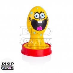 کاندوم عروسکی با طرح تخم مرغ EGG FUNDOM