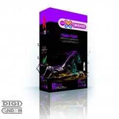 کاندوم ایکس دریم 12 تایی شبرنگ XREAM Night Light