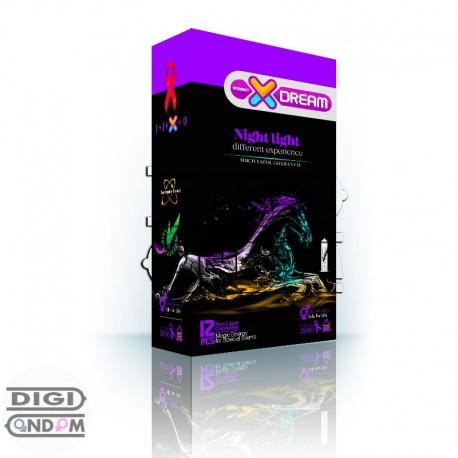 خرید-کاندوم-ایکس-دریم-12-تایی-شبرنگ-XDREAM-Night-Light-از-فروشگاه-دیجی-کاندوم
