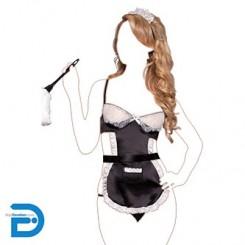 یونیفورم فانتزی پیشخدمت فرانسوی French Maid With Care Costume