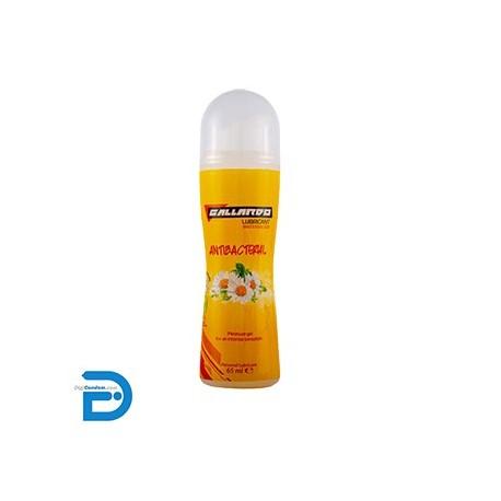 خرید ژل آمیزشی و جنسی آنتی باکتریال گالاردو GALLARDO Antibacterial Lubricant از دیجی کاندوم