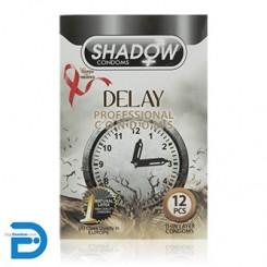 کاندوم شادو 12 تایی تاخیری SHADOW Delay