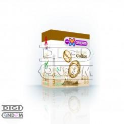 کاندوم ایکس دریم 3 تایی تاخیری قهوه XDREAM Prolong Coffee