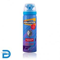 اسپری تاخیری و جنسی گالاردو با رایحه عطر داویدف GALLARDO DAVIDOFF Delay Spray