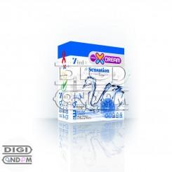کاندوم ایکس دریم 3 تایی حساس XDREAM Senstion