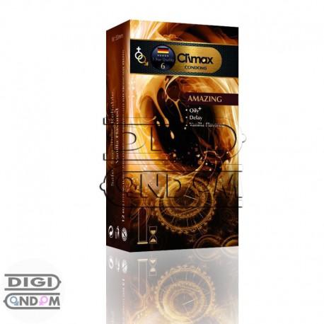 کاندوم-کلایمکس-بسیار-روان-شگفت-انگیز-12-تایی-Climax-Amazing-دیجی-کاندوم