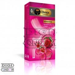 کاندوم کلایمکس 12 تایی توت فرنگی حساس CLIMAX Sensitive