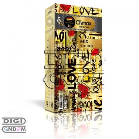 خرید-کاندوم-کلایمکس-میکس-4-در-1-مسافرتی-12-تایی-Climax-MIX-4-in-1-دیجی-کاندوم