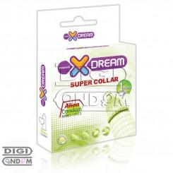کاندوم فضایی ایکس دریم ایلین اره ماهی XDREAM Ailen Super Collar Condom