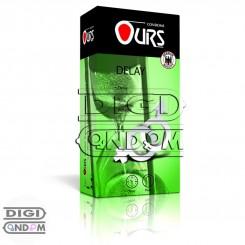 کاندوم اورس 12 تایی تاخیری OURS DELAY