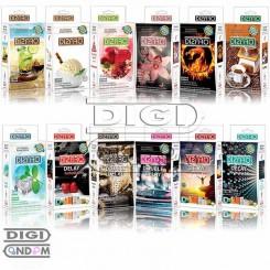پکیج کامل کاندوم های دیزارو 12 تایی DIZARO 12pcs Package