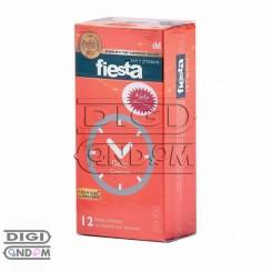 کاندوم فیستا 12 تایی تاخیری دیلی fiesta Delay