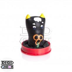 کاندوم عروسکی با طرح گاو COW FUNDOM