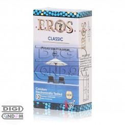 کاندوم اروس 12 تایی کلاسیک EROS Classic