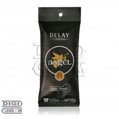 خرید کاندوم انجل 10 تایی تاخیری معطر ANgEL DELAY از دیجی کاندوم