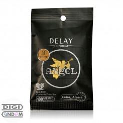 کاندوم انجل 3 تایی تاخیری معطر ANgEL DELAY