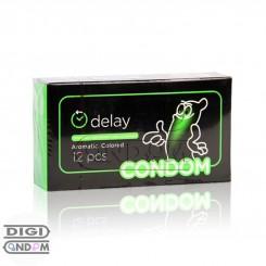 خرید کاندوم 12 تایی تاخیری CONDOM delay از دیجی کاندوم