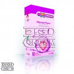 کاندوم ایکس دریم 12 تایی میوه ای XDREAM Flavoured