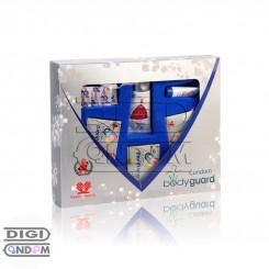 پکیج کاندوم ها و ژل های آمیزشی بادی گارد bodyguard Condom Package